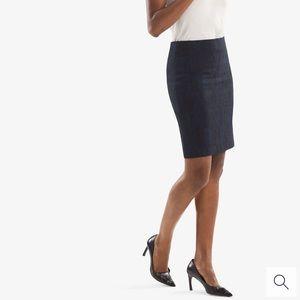 M.M.LaFleur Noho Skirt Brush Jacquard